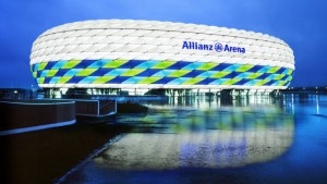 Allianz Arena de Munique (Alemanha)